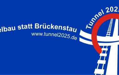 Initiative zum Bau eines Kanaltunnels statt einer Ersatzbrücke