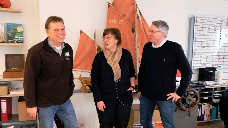 Im Gespräch mit Frank Petry vom Historischen Hafen Flensburg