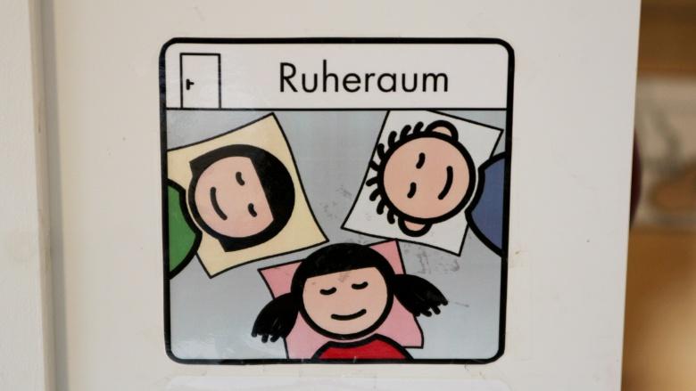 Piktogramm in der Kita Kinderkiste