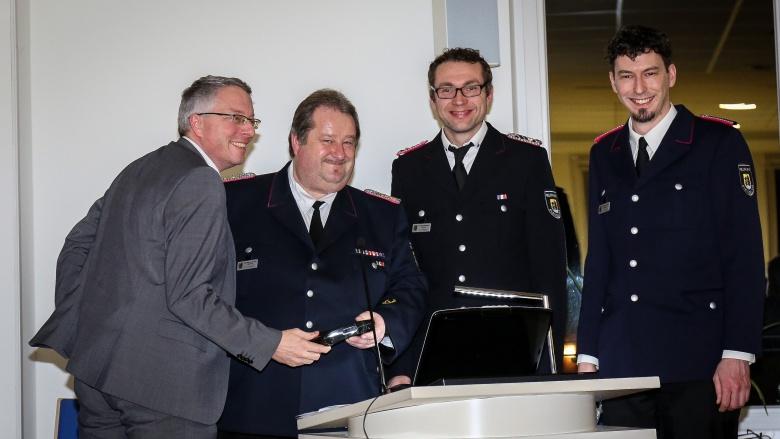 Technische Herausforderungen müssen Feuerwehr und Politik gemeinsam meistern