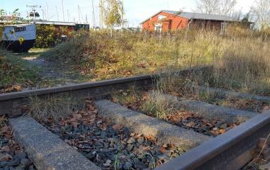 Entscheidung über Bahninfrastruktur: Hafengleise können bald abgebaut werden