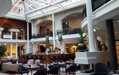 Hotellobby Alte Post