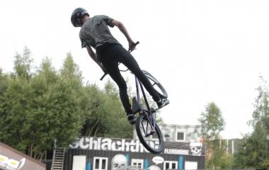 Förderung des Skateparks Schlachthof und Ausbau zum Familienpark