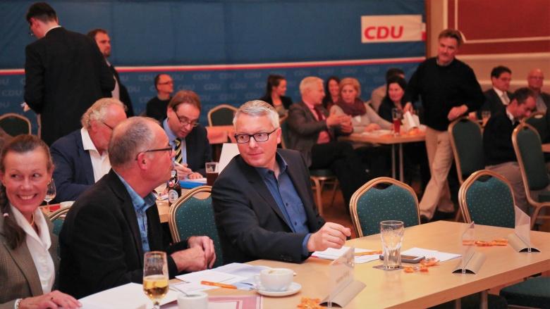 Arne Rüstemeier und die Flensburger CDU